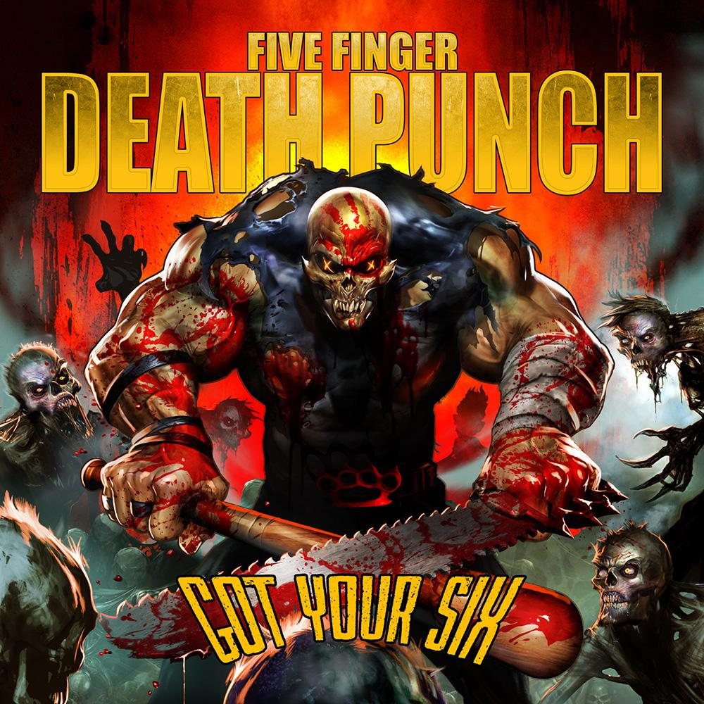 5FDP Got Your Six artwork