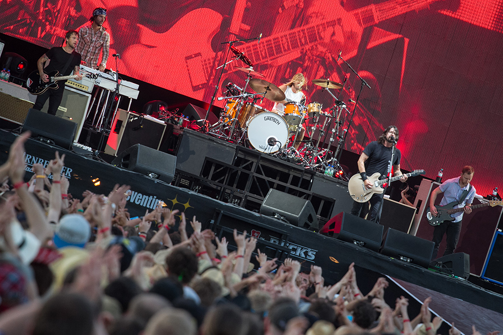 Rock im Park 2015 - Foo Fighters 02