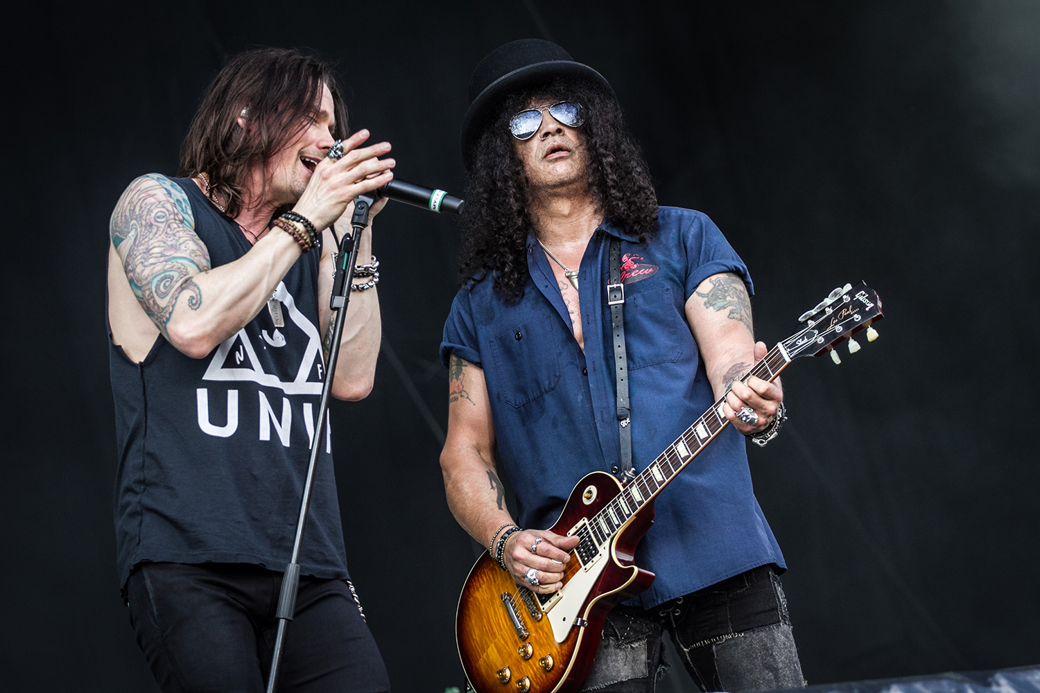 Rock im Park 2015 - Slash