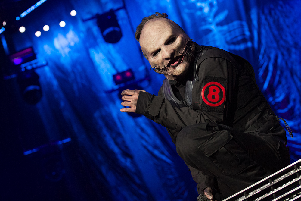 Rock im Park 2015 - Slipknot 01