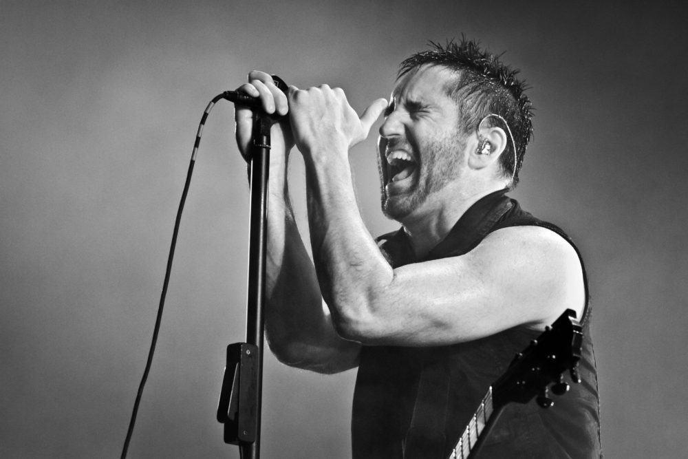 Rock im Park 2014 - Nine Inch Nails