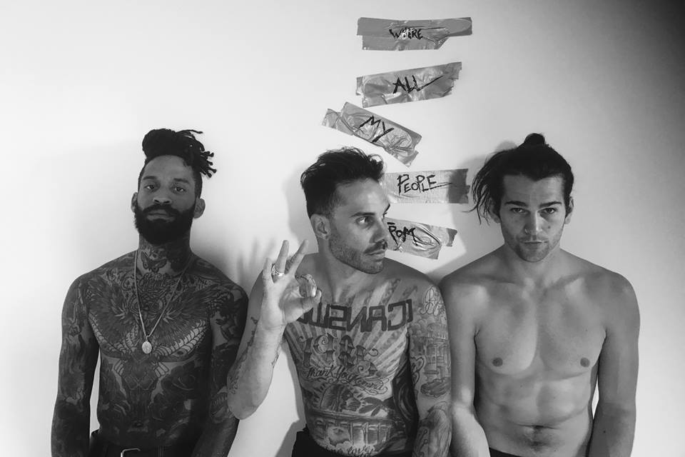 Fever 333 - promo shoot