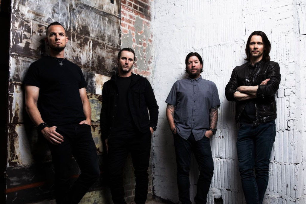 Alter Bridge 2019