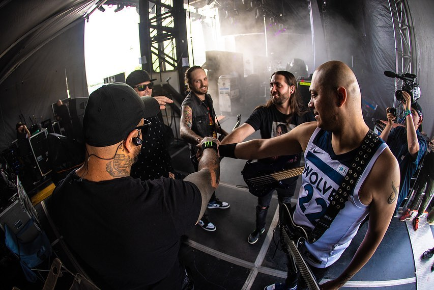 Bad Wolves showtime