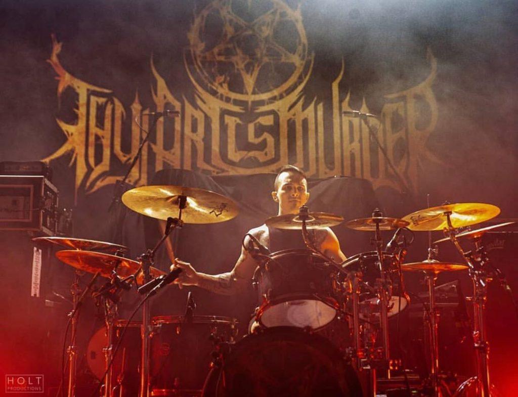 TAIM new drummer Jesse