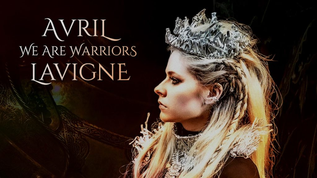 AvrilaLavigne2020-WeAreWarriors