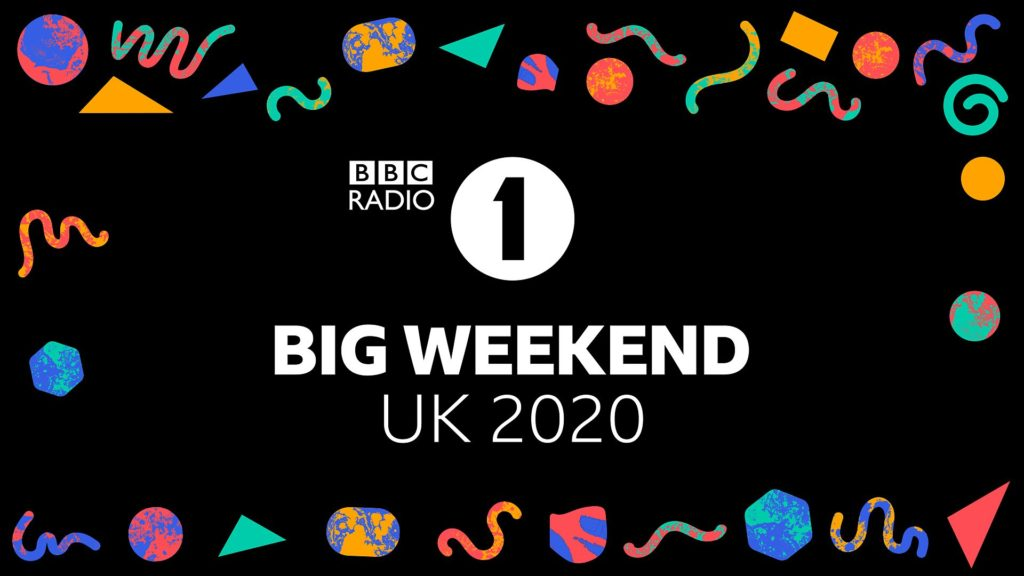 BBC Radio1 Big Weekend 2020