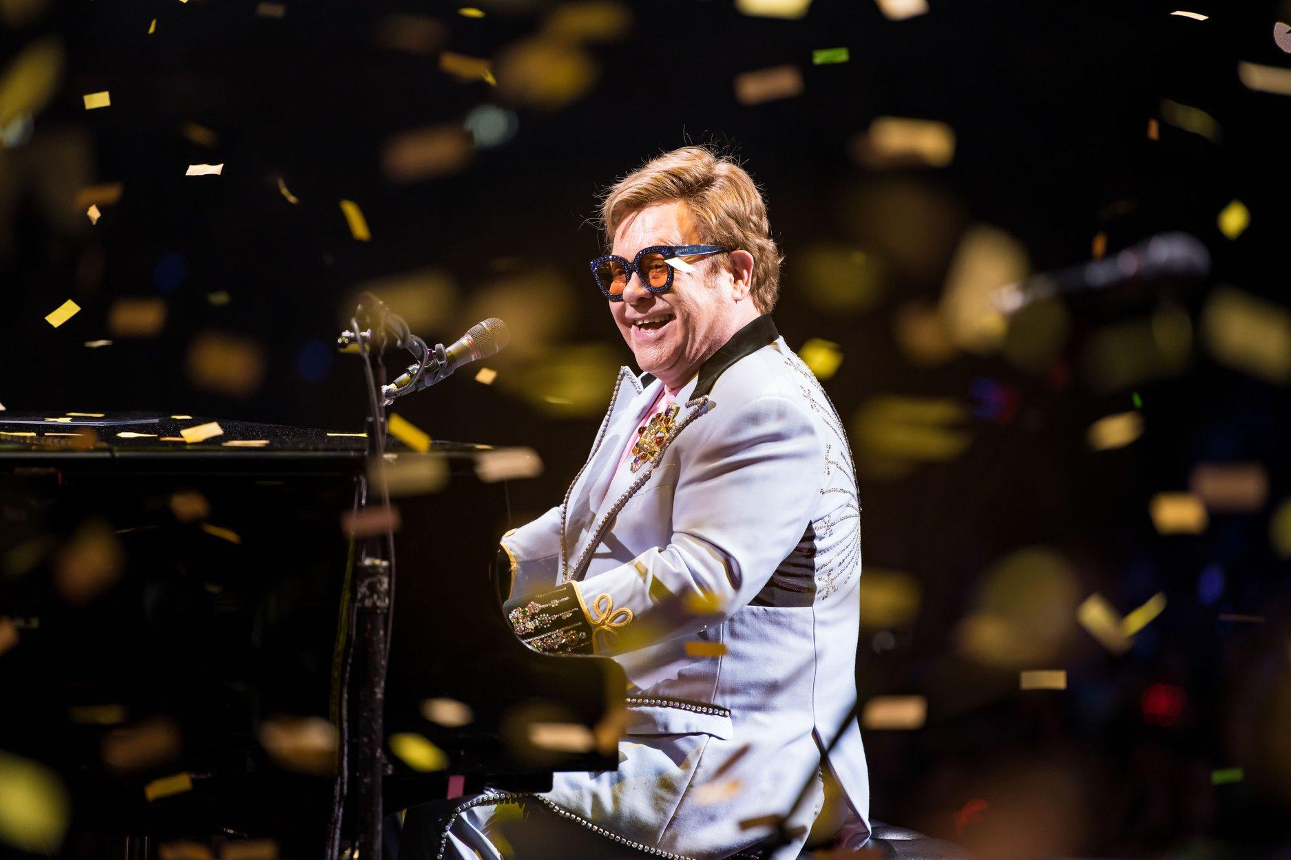Elton John Live 2020
