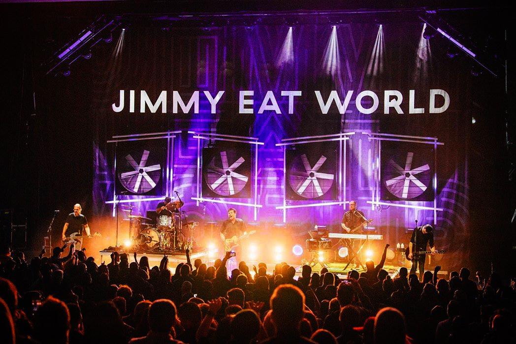 Jimmy Eat World Live 2019