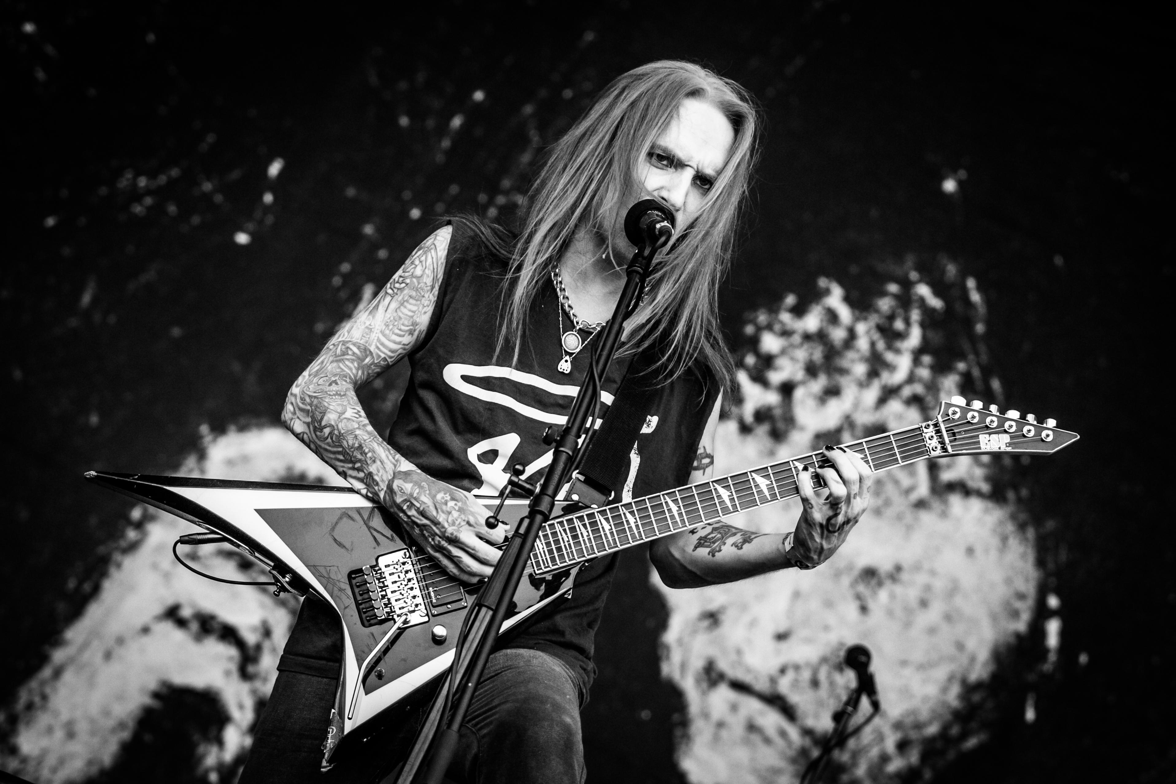 Alexi Laiho Children of Bodom live 2019